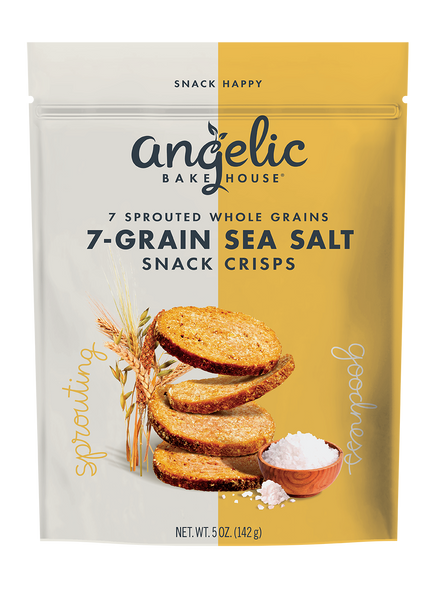 Sea Salt Snack Crisps