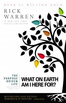 The Purpose Driven Life : What on Earth Am I Here For ? Paperback