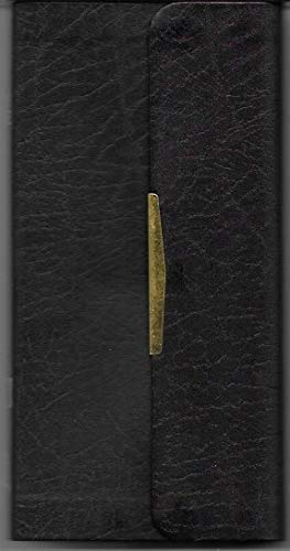 King James Classic Companion Bible Leather Like