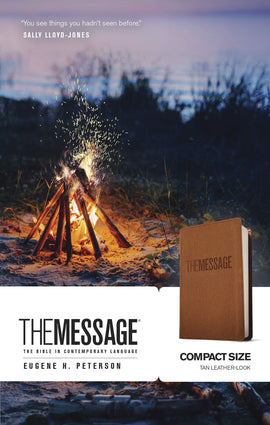 Message Compact Edition, The (The Message Bibles) Imitation Leather - 2020