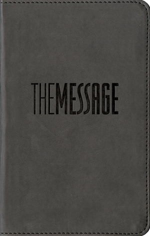 Message Compact Edition, The (The Message Bibles) Imitation Leather