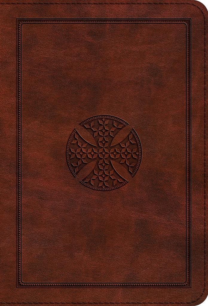 ESV Large Print Compact Bible Imitation Leather – Large Print, 30 June 2017