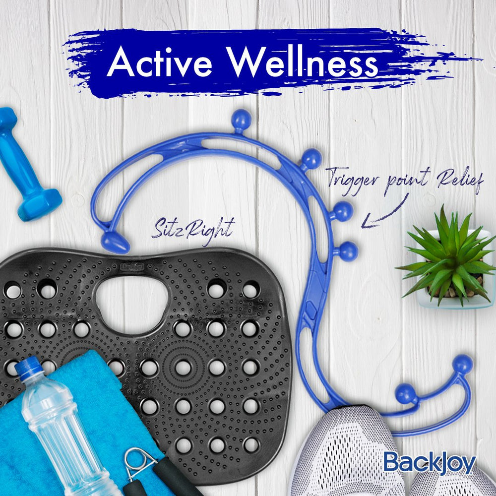 ACTIVE WELLNESS AT HOME