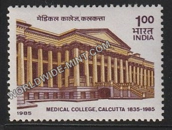 1985 Medical College. Calcutta MNH