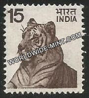 INDIA Tiger 5th Series(15) Definitive MNH