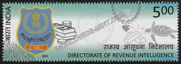 2019 Directorate of Revenue Intelligence MNH
