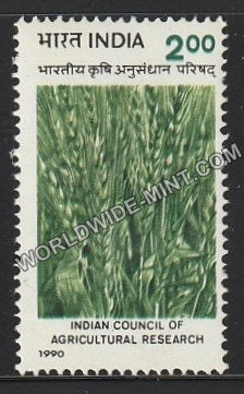 1990 Indian Council of Agricultural Research MNH