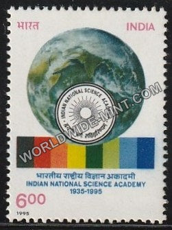 1995 Indian National Science Academy MNH