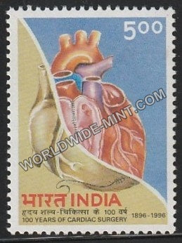 1996 100 Years of Cardiac Surgery MNH