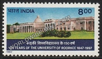 1997 University of Roorkee MNH