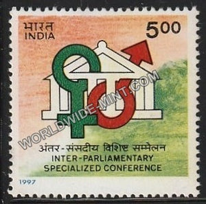 1997 Inter-Parliamentary Specialized Conference MNH