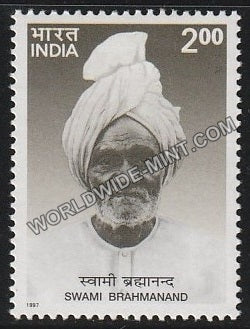 1997 Swami Brahmanand MNH