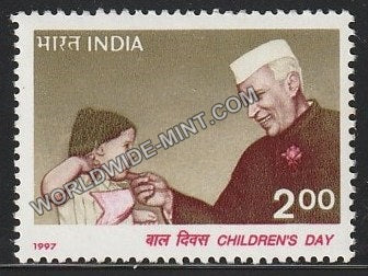 1997 Children's Day MNH