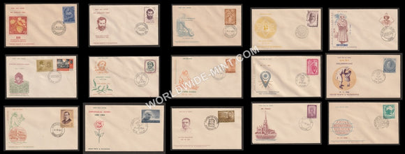 1964 Complete Year Pack FDC