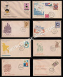 1973 Complete Year Pack FDC