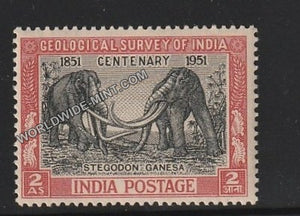 1951 Geological Survey of India MNH