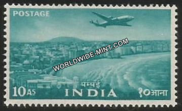 INDIA Marine Drive, Bombay (West) 2nd Series(10a) Definitive MNH