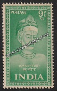 1952 Saints and Poets-Kabir MNH