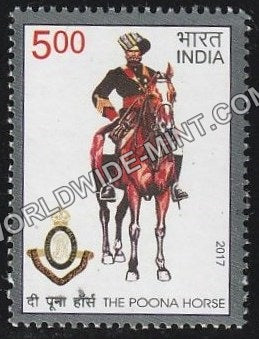 2017 The Poona Horse MNH