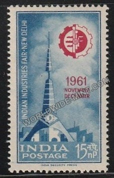 1961 Indian Industries Fair MNH