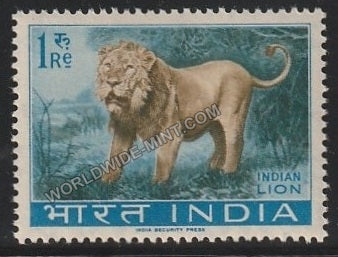 1963 Wild Life Series-Lion MNH
