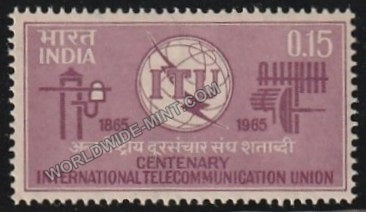 1965 International Telecommunication Union MNH