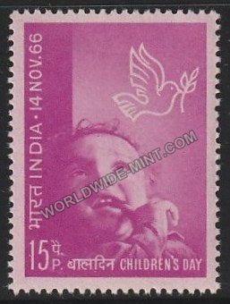 1966 Children's Day MNH