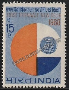 1968 First Triennale MNH