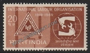 1969 International Labour Organisation MNH