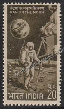 1969 First Man Man on the Moon MNH