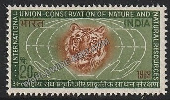 1969 Int. Union for Cons. of Nature and Natural Resources MNH