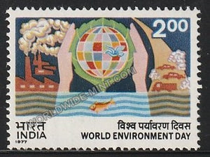 1977 World Environment Day MNH