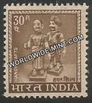 INDIA Indian Dolls 4th Series(30p) Definitive MNH