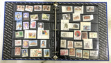 7203 Stamp Album with 16 Refills - Imported Taiwan Made- Chuyu Culture