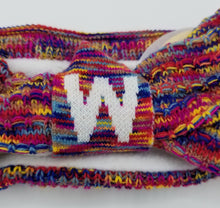 Load image into Gallery viewer, Wisconsin headband, wisconsin womens headband, winter headbands