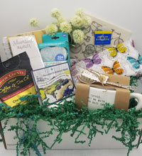 Load image into Gallery viewer, gift baskets green bay, mother's day gift baskets, shops local, local delivery, gourmet gift baskets