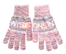 Load image into Gallery viewer, wisconsin texting gloves, womens gloves, wisconsin gloves