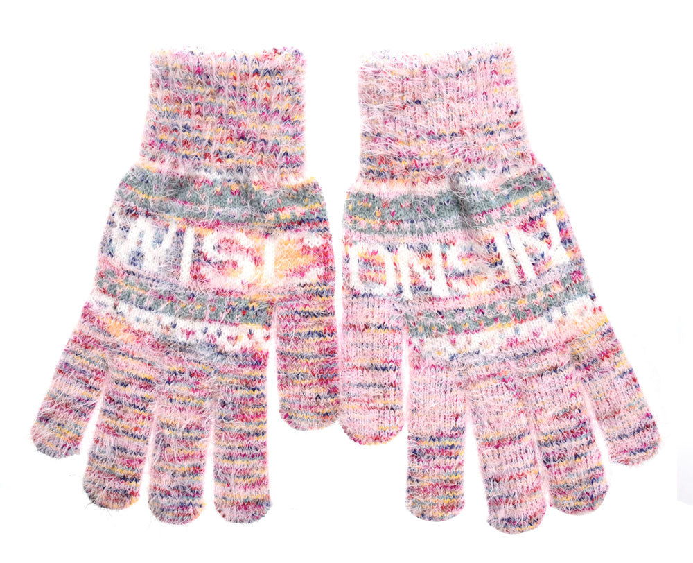 wisconsin texting gloves, womens gloves, wisconsin gloves