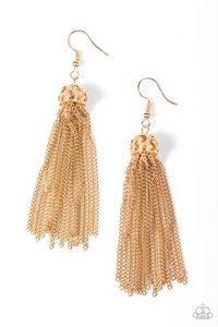 Oh My Tassel - Gold