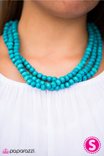 Load image into Gallery viewer, Summer Mai Tai - Blue - Trendy Jewels Boutique By Jenn