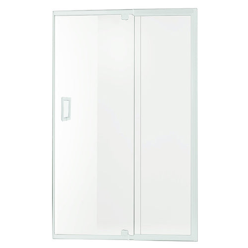 Smart Pivot Shower Screen Front Only M51480 White