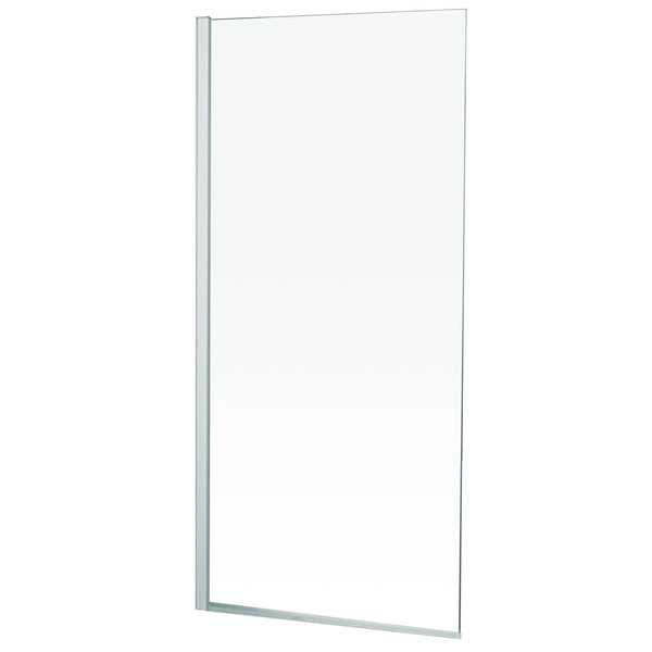 Load image into Gallery viewer, M3 Semi Frameless Swing Bath Screen White