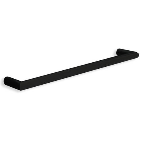 Thermogroup Round Heated Single Bar Rail Matte Black
