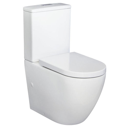 Alix Back-to-Wall Toilet Suite