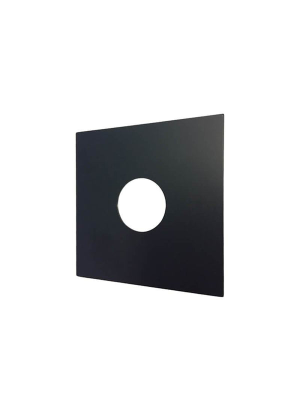 Load image into Gallery viewer, square-cover-plate-tilers-mistake-matte-black