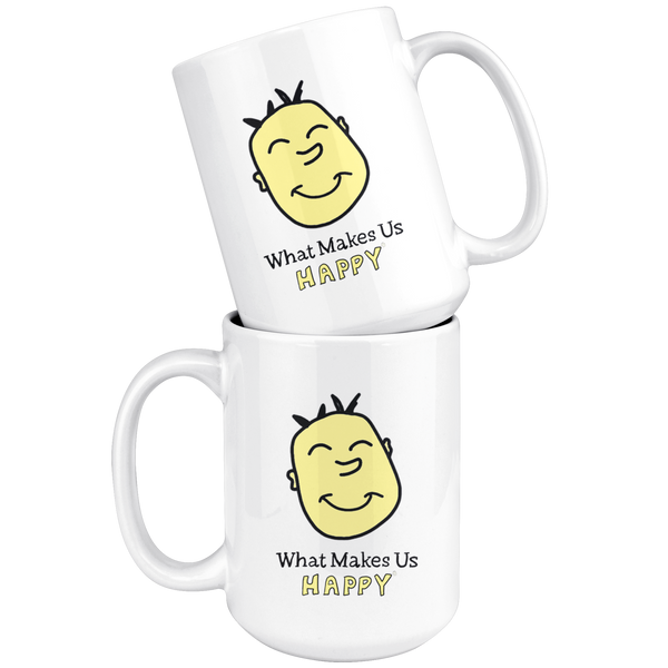 Wiley The Smiley - Mug