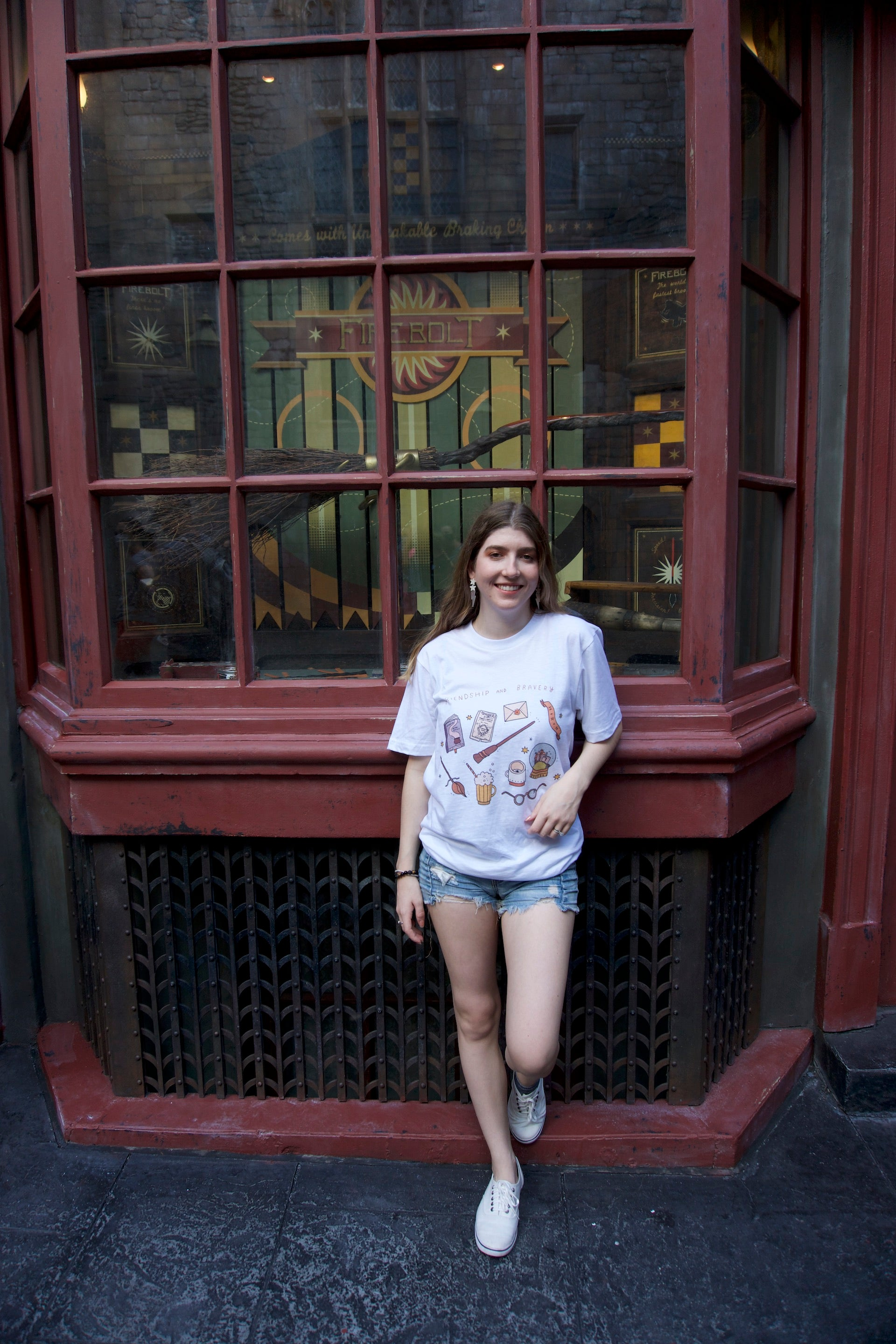 BACK TO HOGWARTS - HARRY TEE