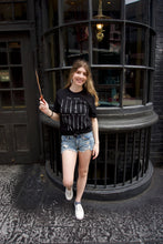 Load image into Gallery viewer, THE WAND CHOOSES THE WIZARD TEE