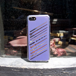 WANDS PHONE CASE - BLUE