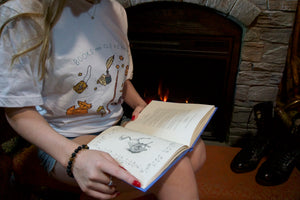 BACK TO HOGWARTS - HERMIONE TEE